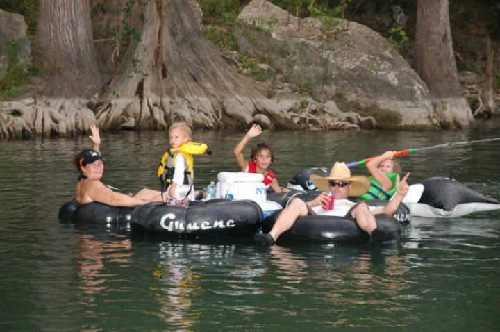 Guadalupe River 2011