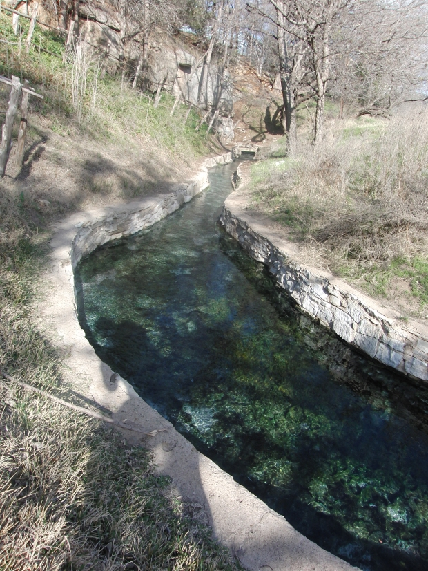 sulphur springs camp  bend