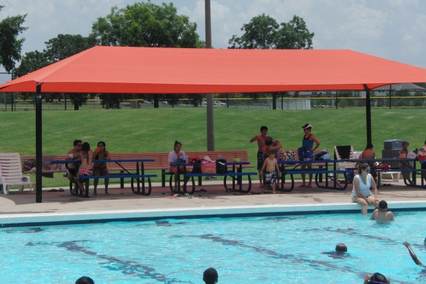 Allen Bolden Pool Arlington