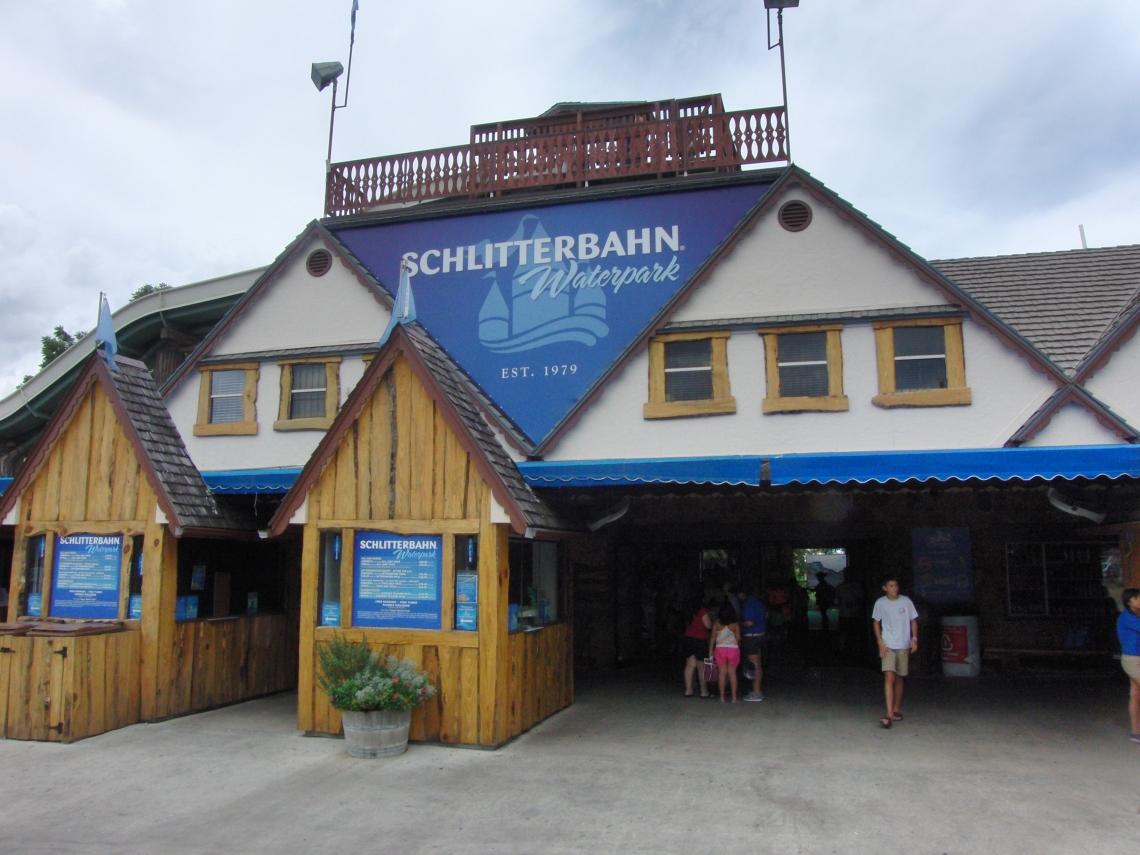 World's Best Waterpark Schlitterbahn Waterpark in New Braunfels