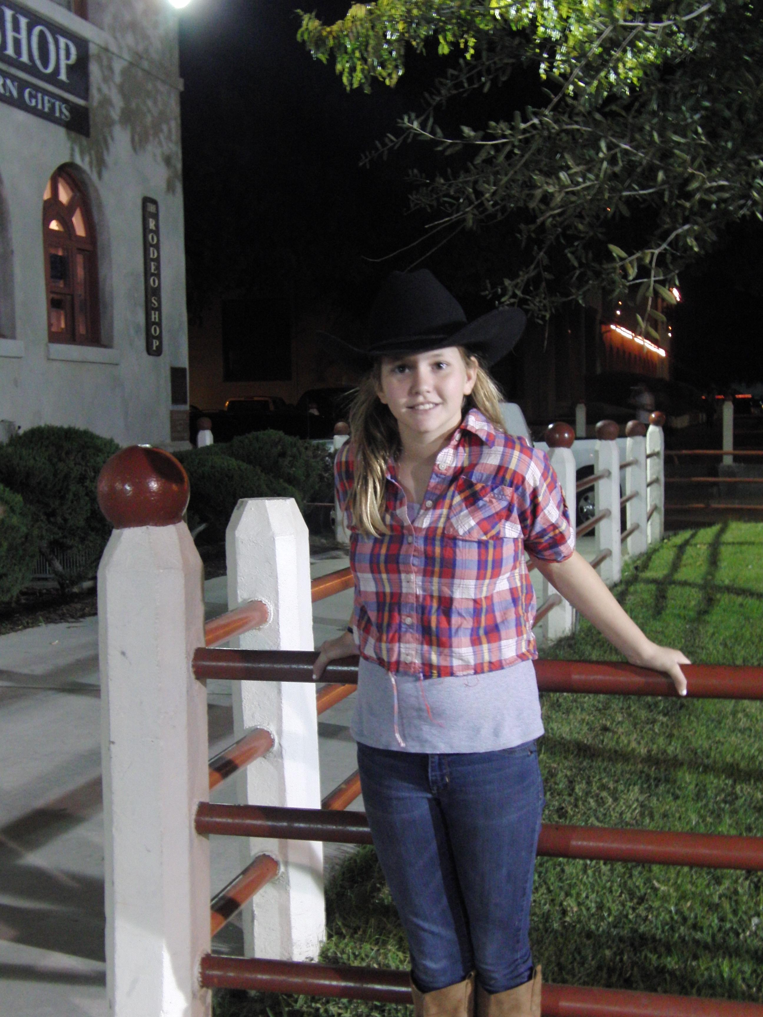 Stockyards Championship Rodeo Having Fun In The Texas Sun