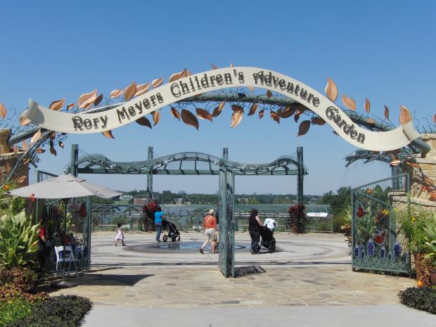 Rory Meyers Children S Adventure Garden Dallas