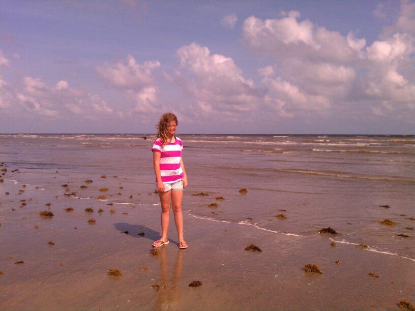 Sea Rim SP Beach