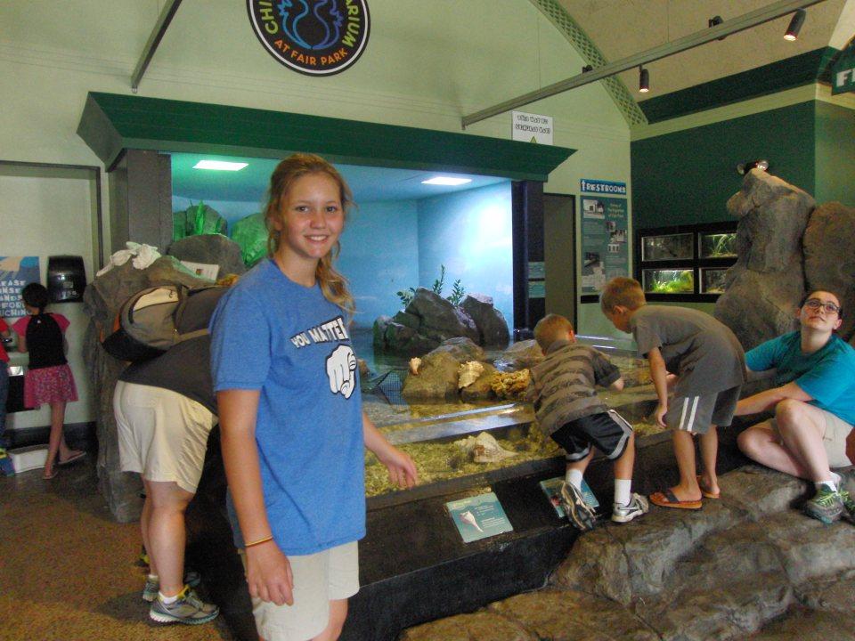Children's Aquarium at Fair Park, Dallas