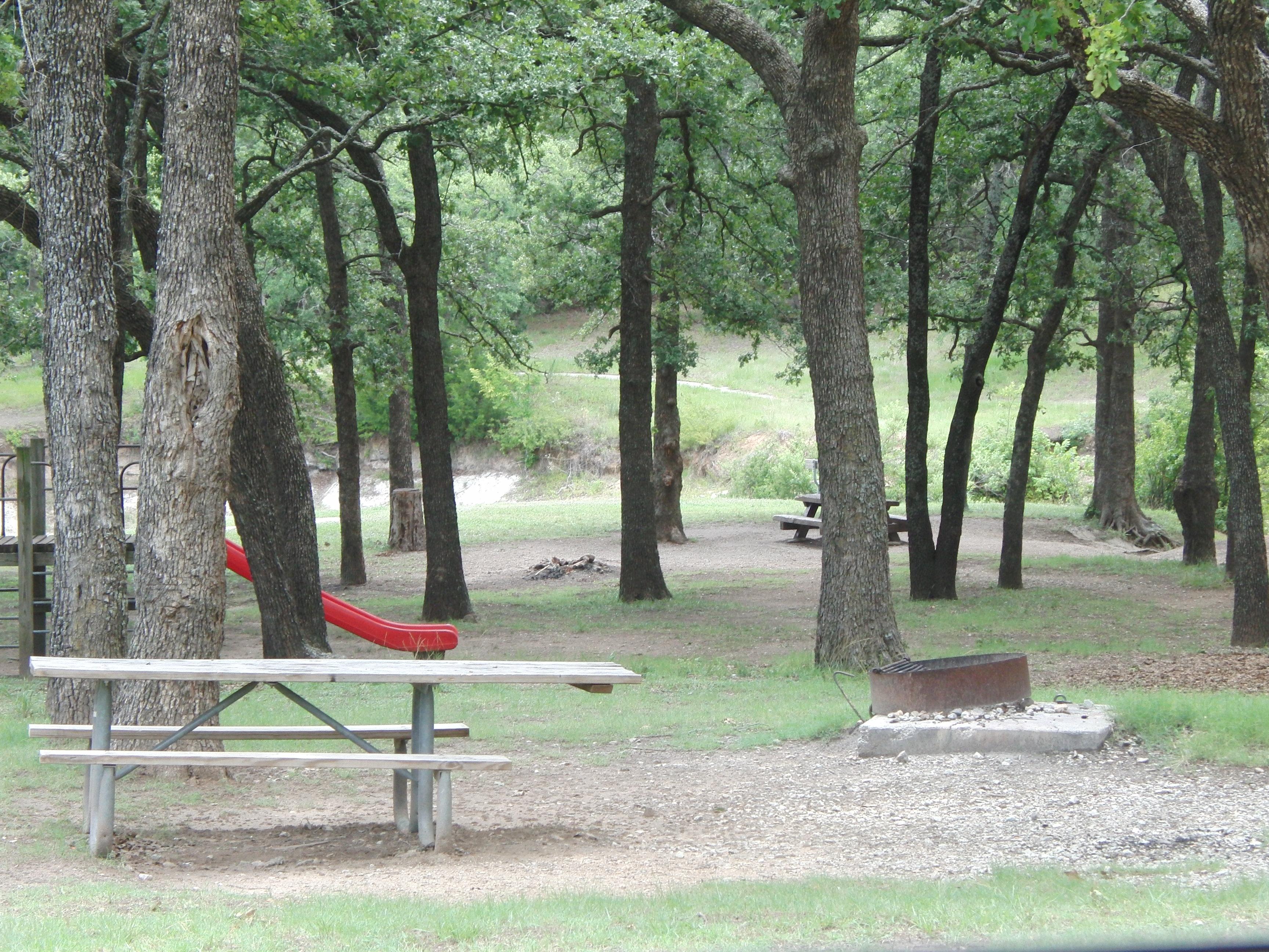 Black Creek Lake, LBJ National Grasslands, Decatur
