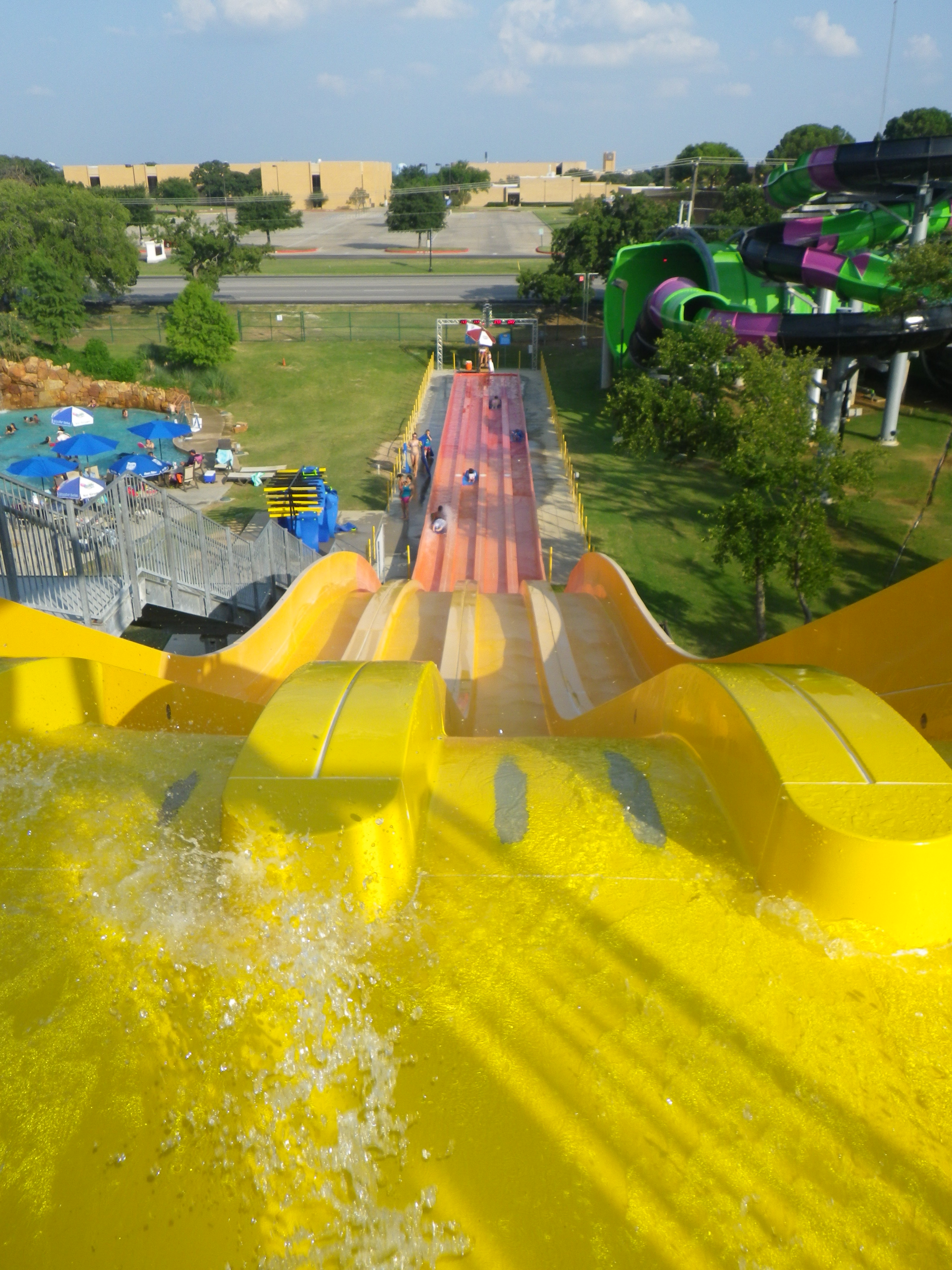 Nrh2o Water Park North Richland Hills