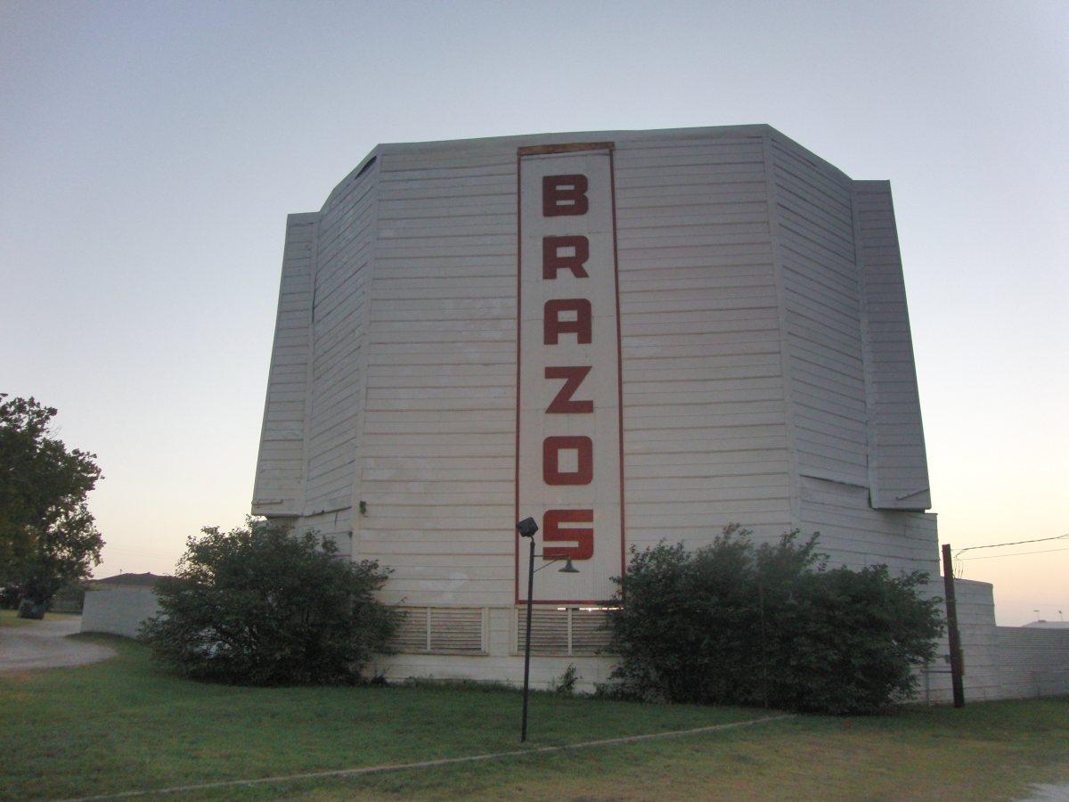 Brazos Drive In Theatre Granbury