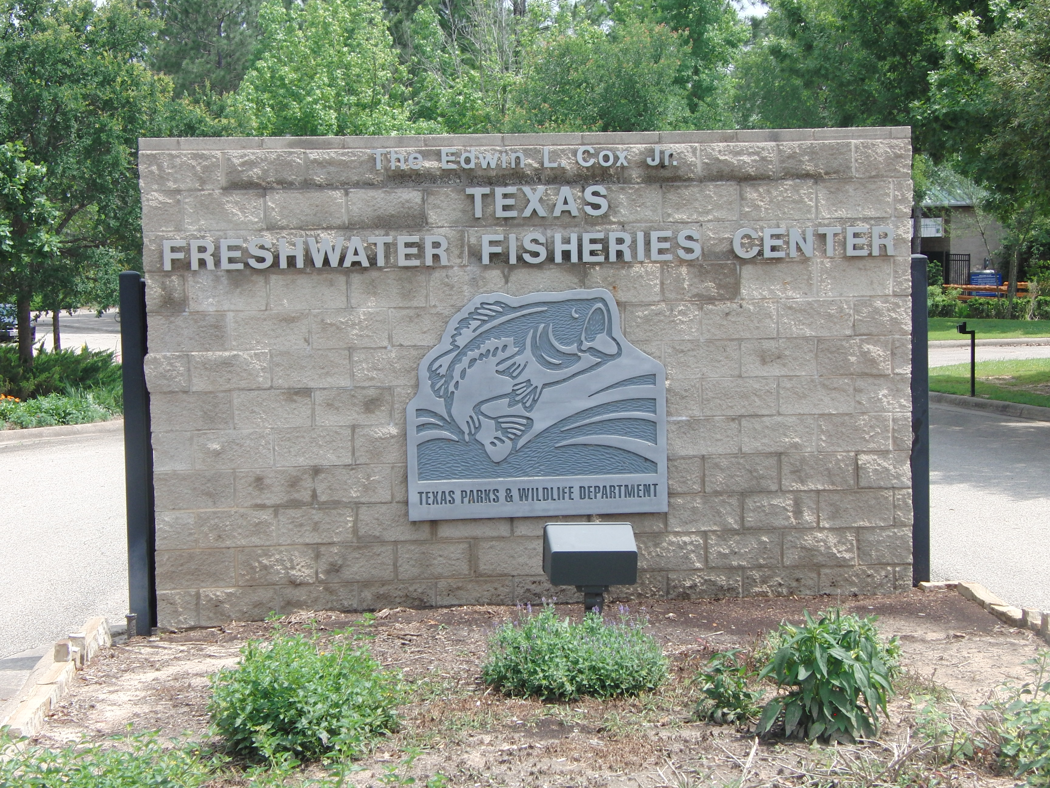 Texas Freshwater Fisheries Center, Athens