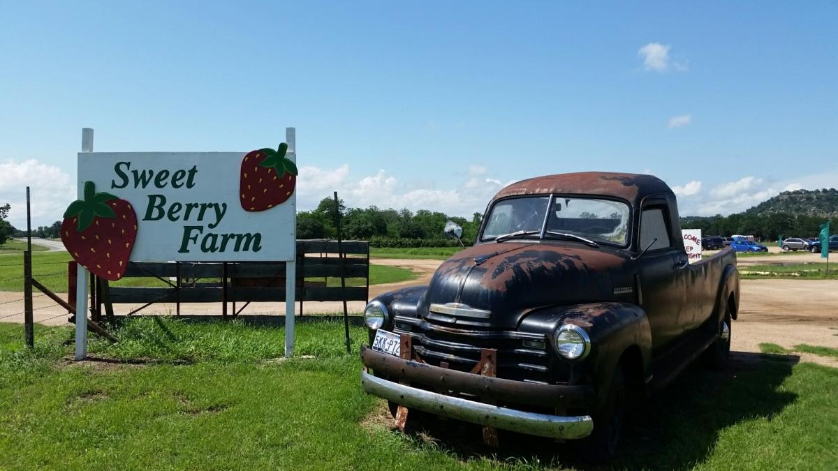 Sweet Berry Farm Marble Falls