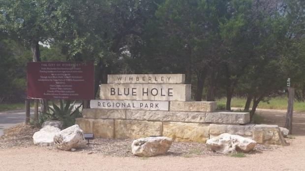 Wimberley Blue Hole