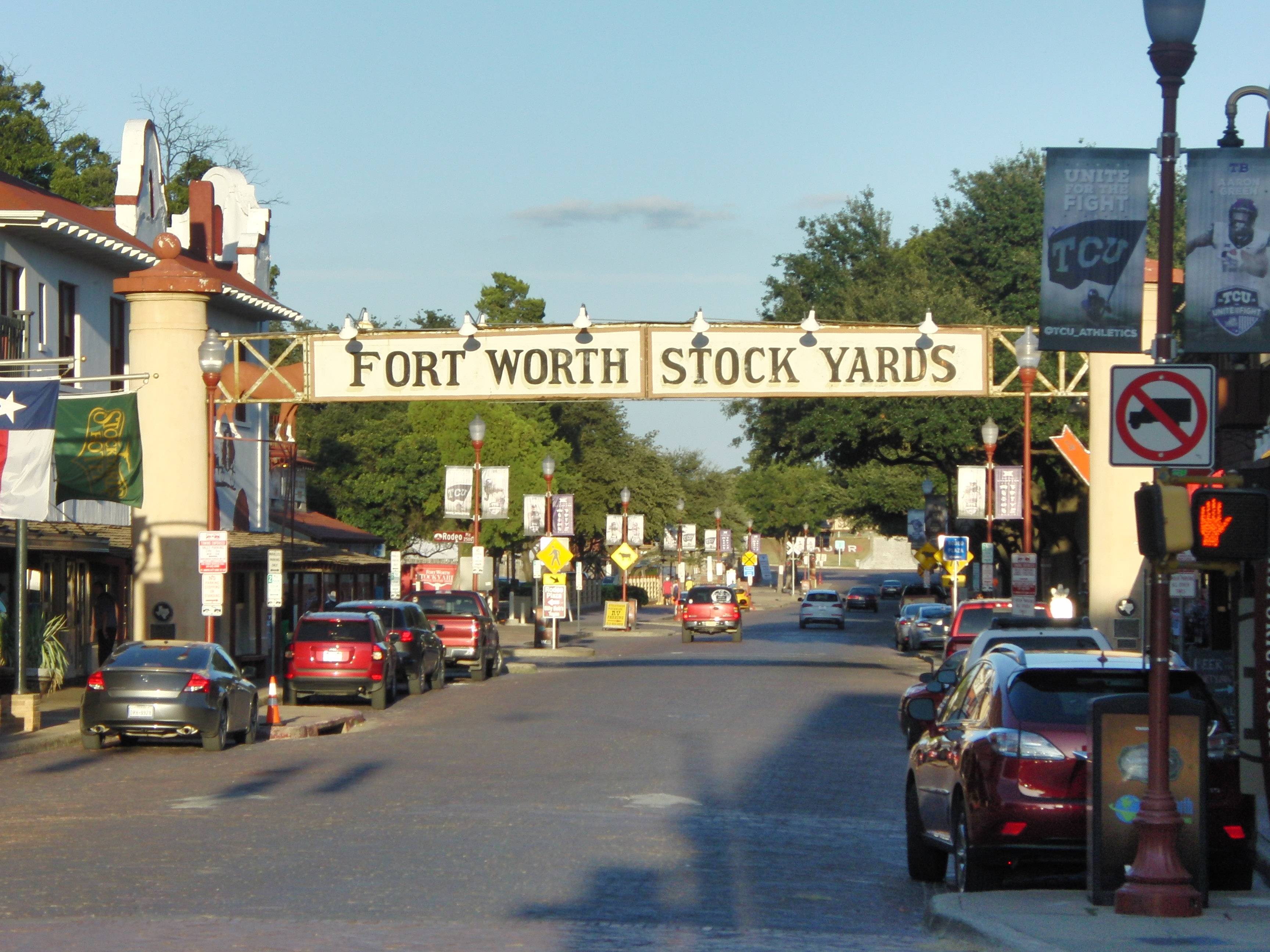Fort Worth Stockyards Ghost Tour Fort Worth