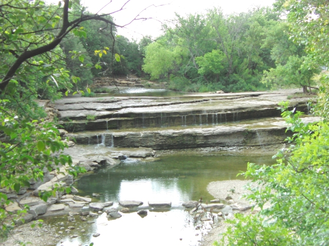 Airfield Falls Trailhead and Conservation Park, Fort Worth