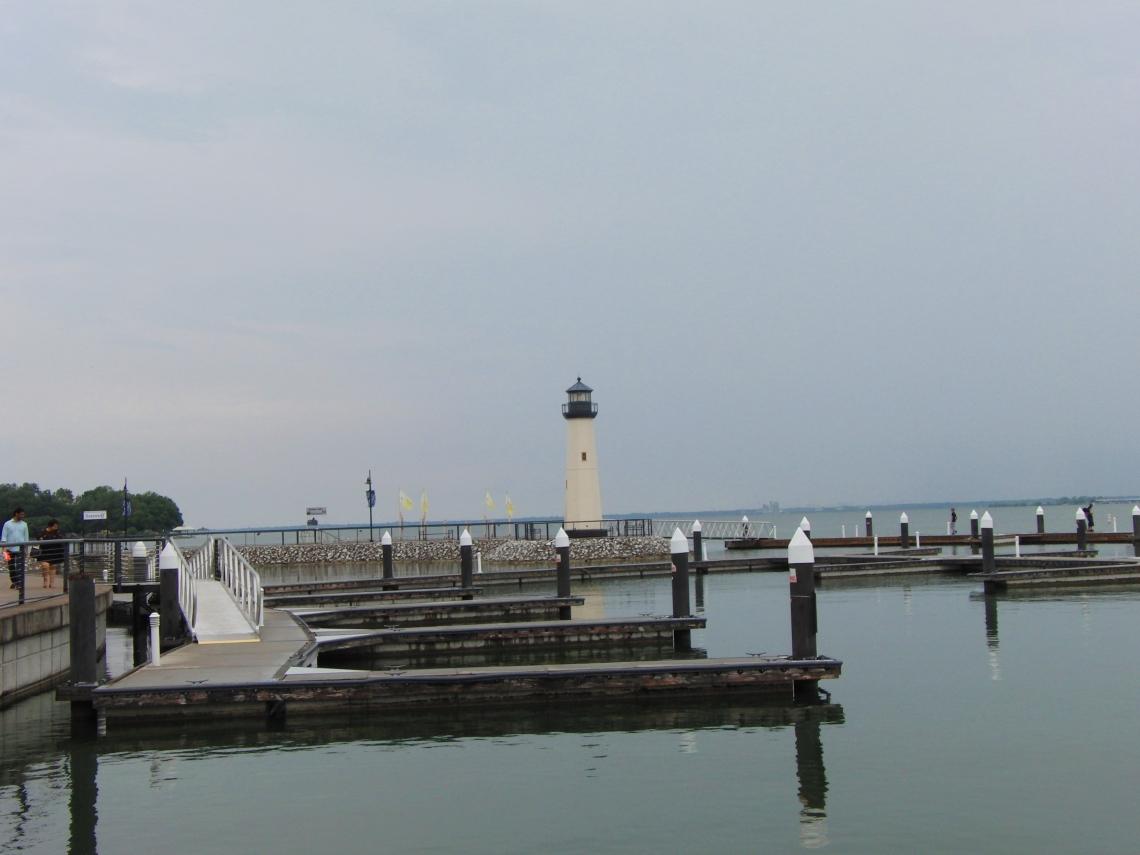 Rockwall Harbor Lighthouse