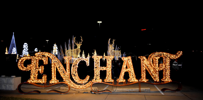 Enchant Christmas.Enchant Christmas Arlington