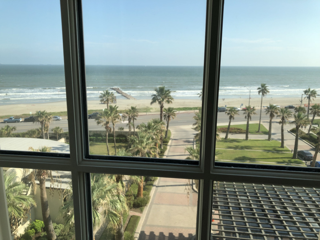 hotel galvez window