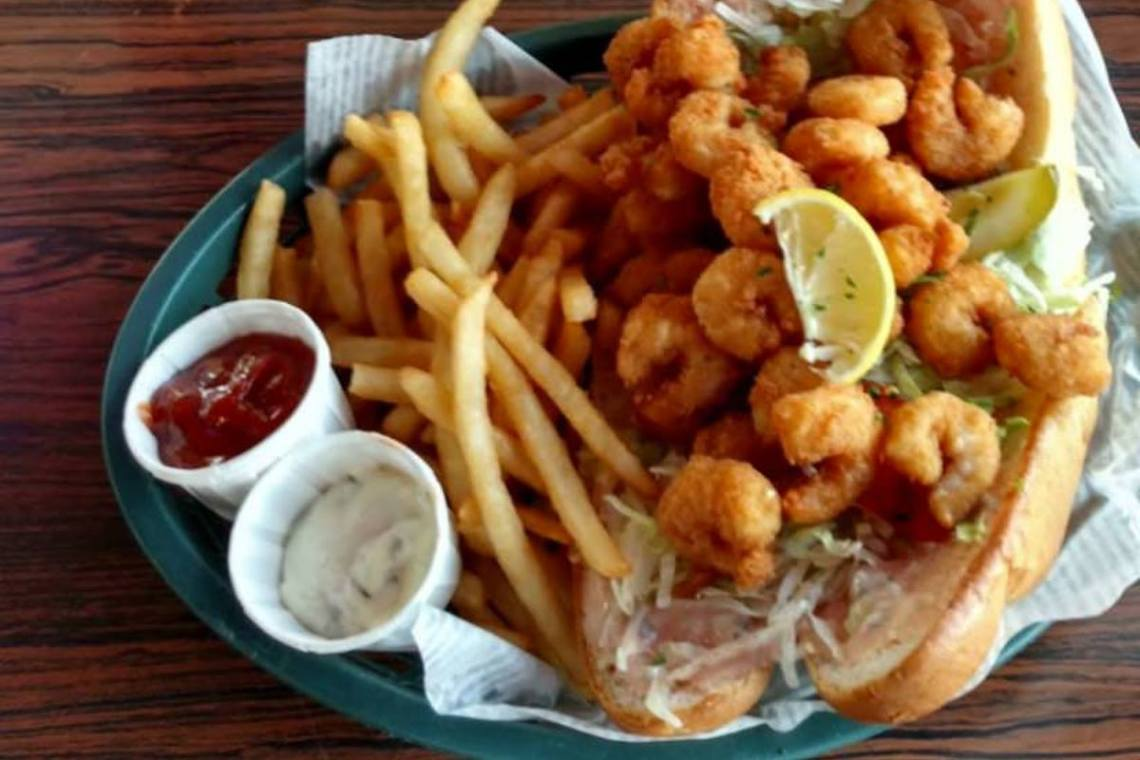 outriggers seafood