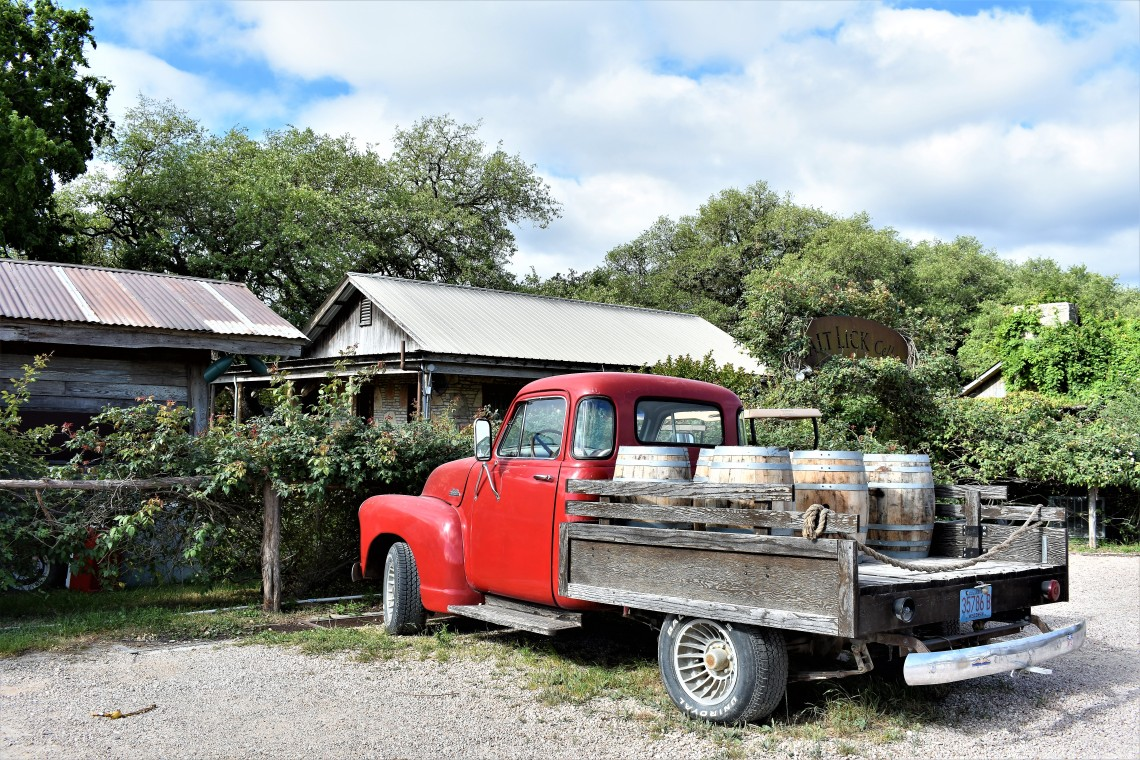 The Salt Lick BBQ in Driftwood Texas