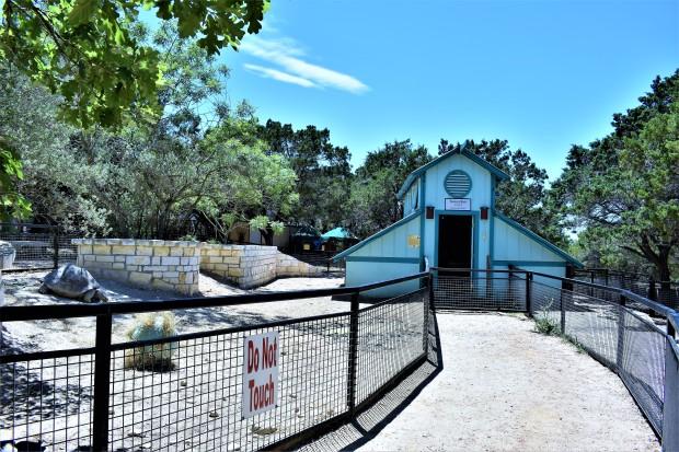 Austin Zoo and Animal Sanctuary, Austin