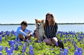 Meadow View Nature Area Bardwell Lake Ennis Bluebonnet Trails Texas
