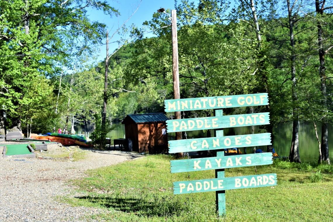 Beavers Bend State Park Broken Bow
