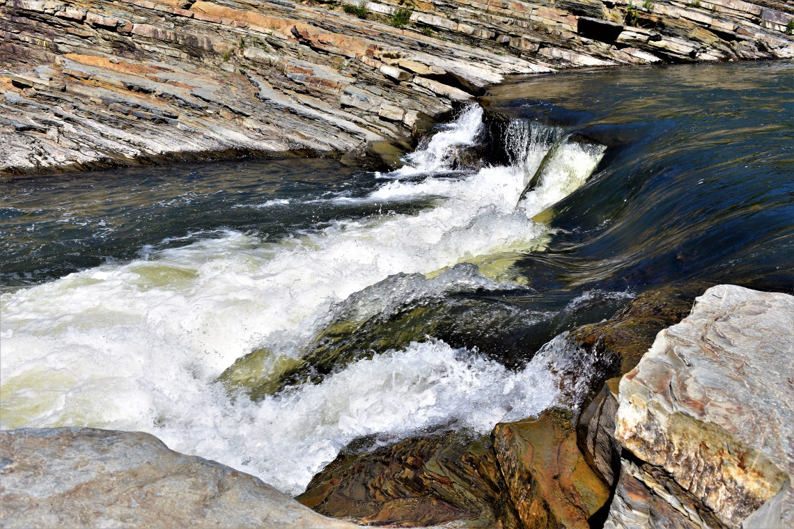 Beavers Bend State Park Broken Bow Mountain Fork River