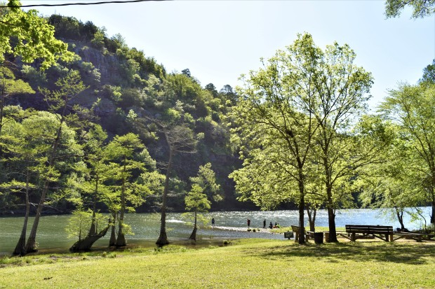 Beavers Bend State Park Broken Bow