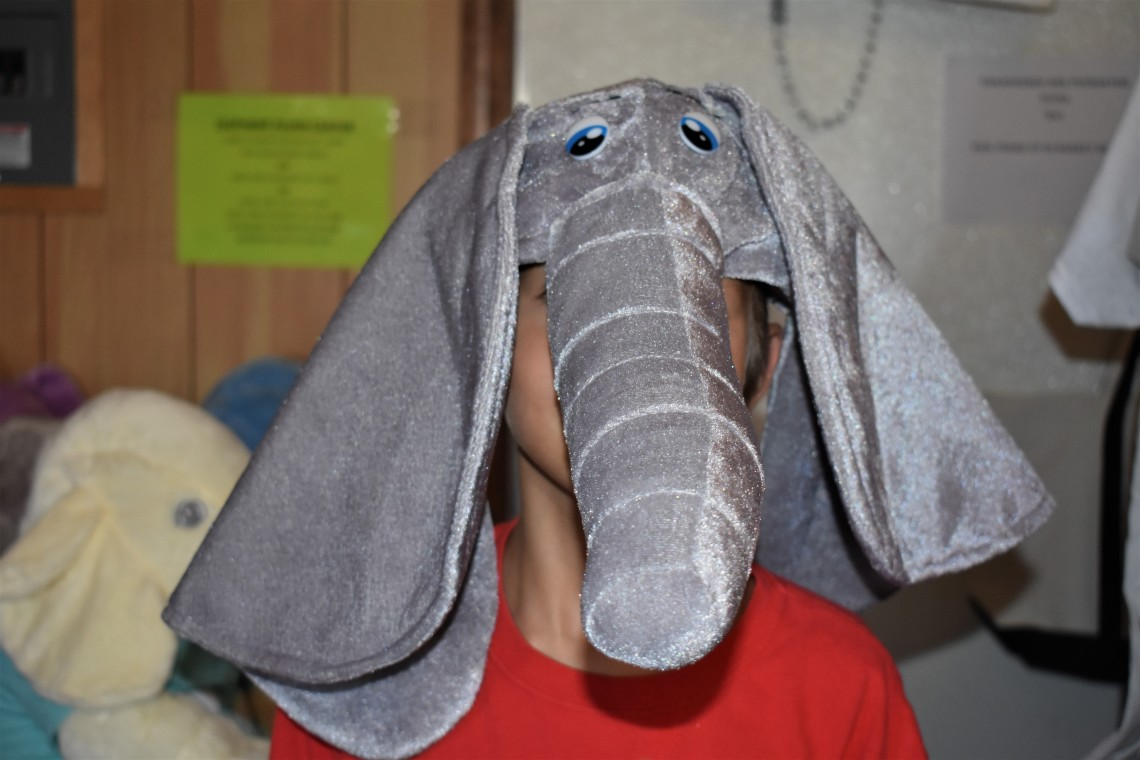 Endangered Ark Elephant Sanctuary, Hugo OK