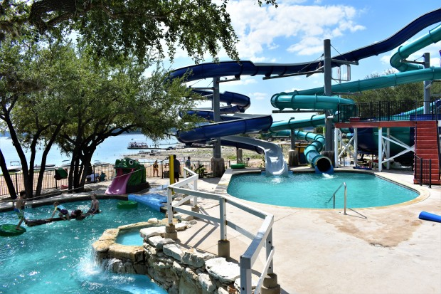 Volente Beach Resort and Waterpark on Lake Travis