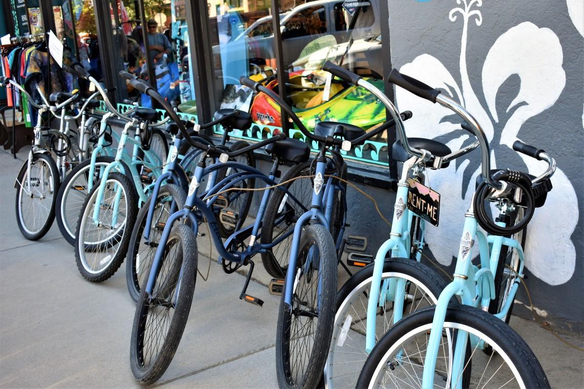 Bikes to rent in Buena Vista Colorado