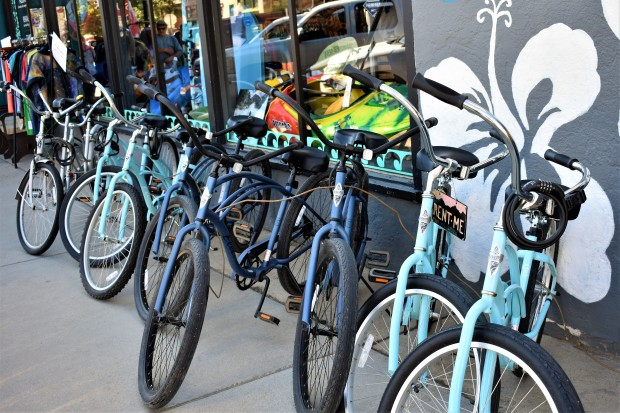 Bikes to rent in Buena Vista Colorado