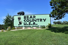 Bear Country U.S.A. Rapid City South Dakota