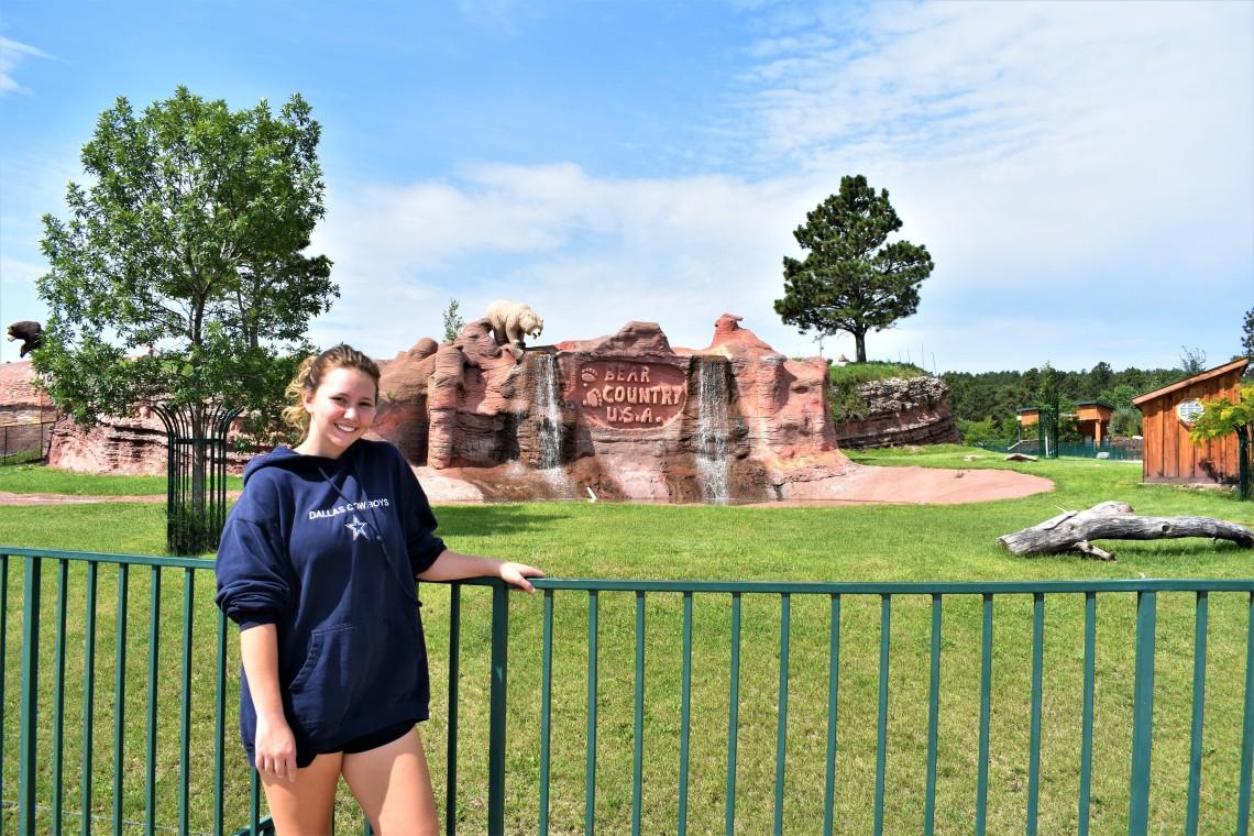 Bear Country U.S.A. Rapid City South Dakota