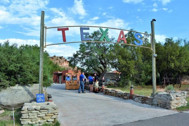 Texas Outdoor Musical, Palo Duro Canyon