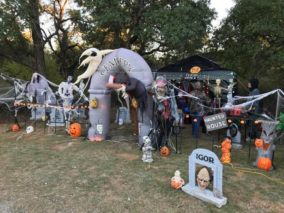Fort Richardson Halloween