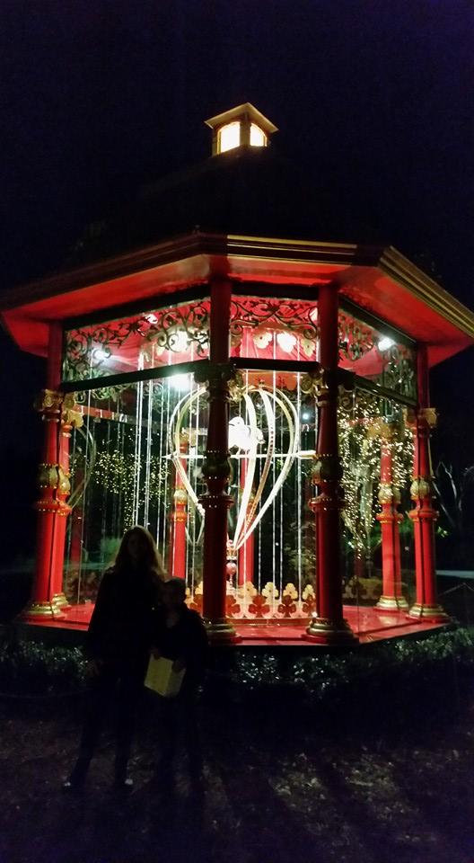dallas arboretum 12 days of Christmas