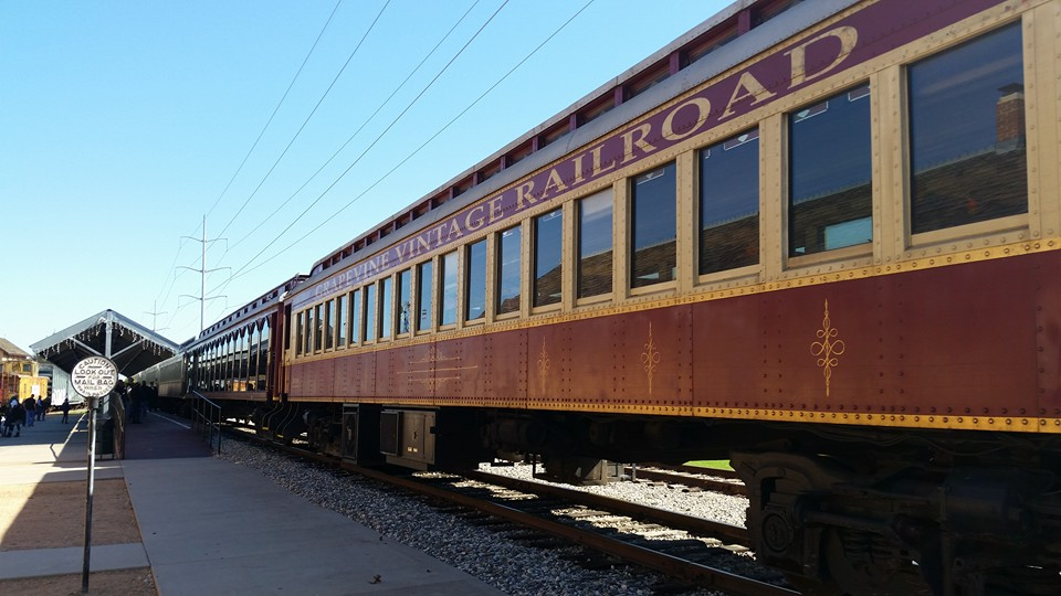 grapevine vintage railroad 2
