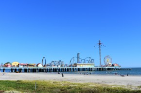 Galveston Island Pleasure Pier