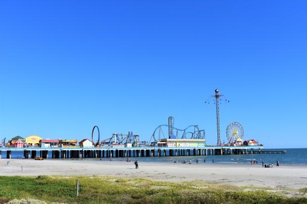 Galveston Island Pleasure Pier