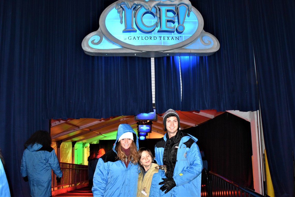 ICE! at the Gaylord Texan