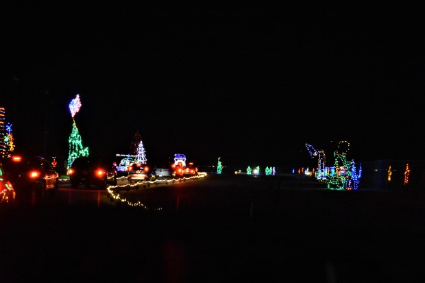Gift of Lights at Texas Motor Speedway