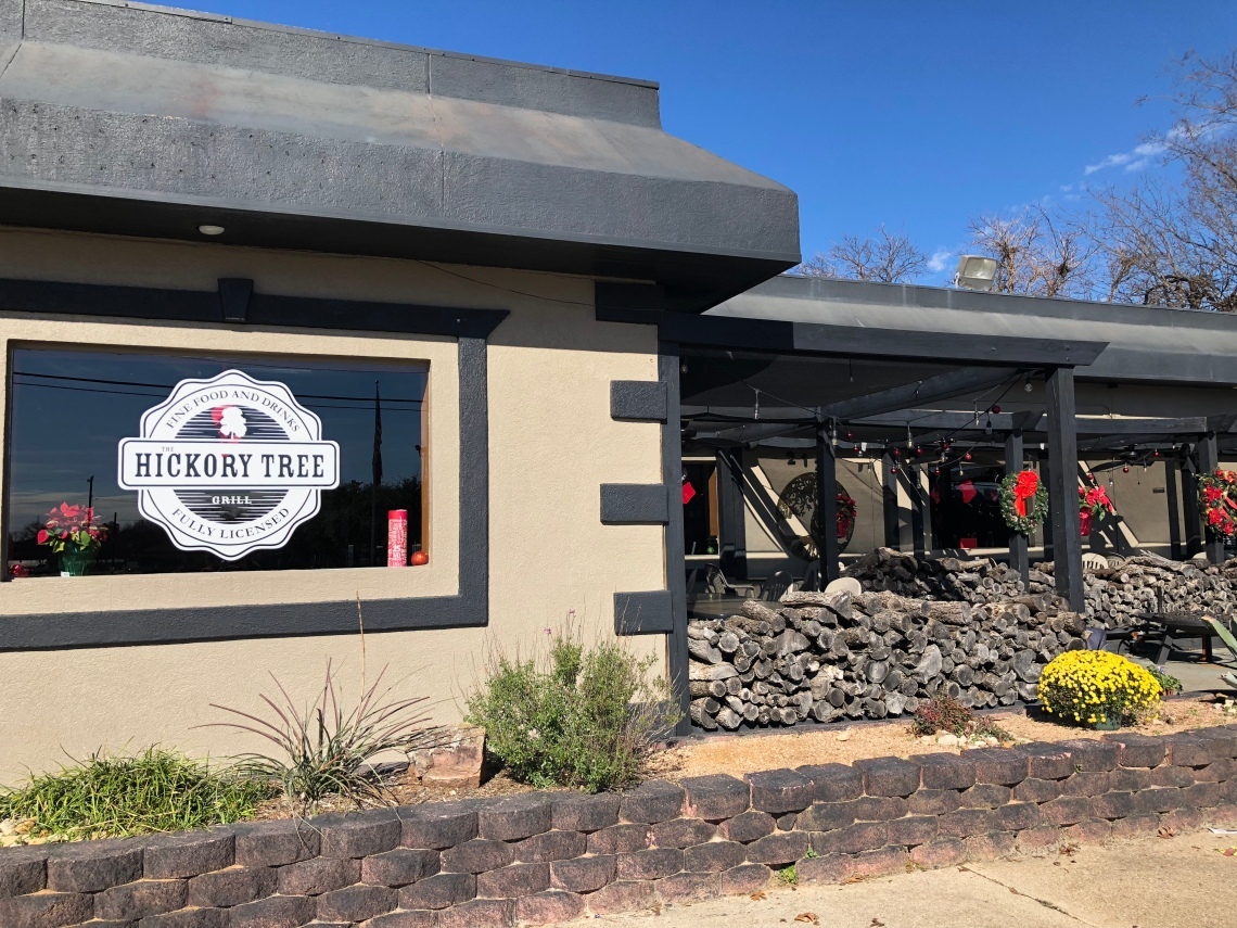 Hickory Tree Grill in Old Town Burleson