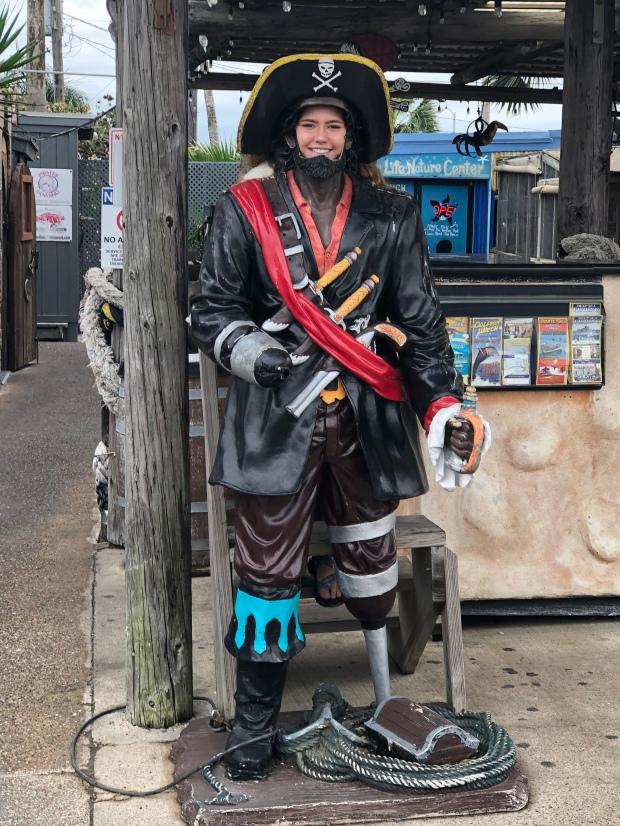Pirate's Landing, Port Isabel