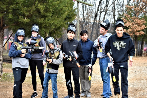 Mansfield Paintball