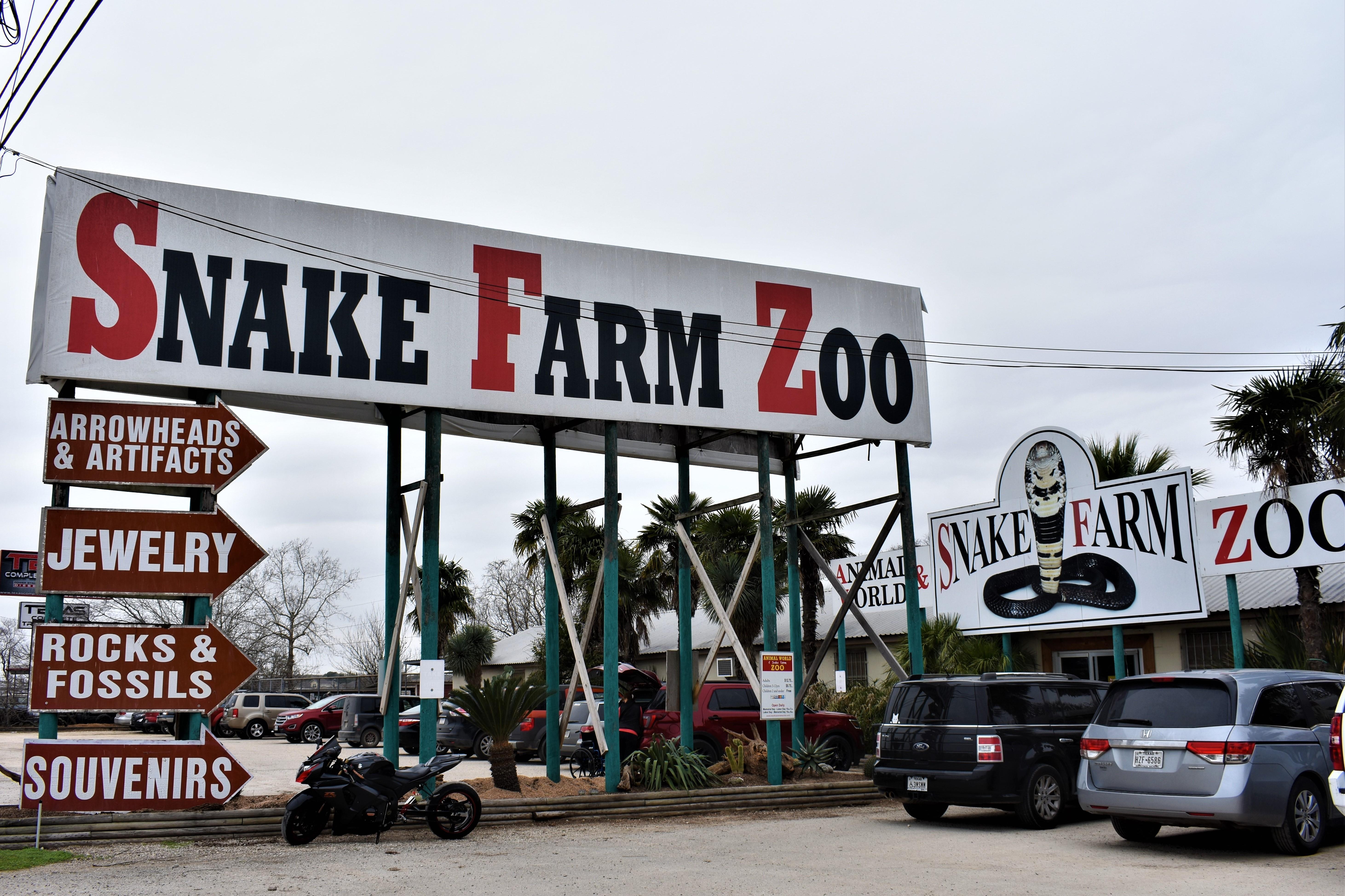 snake farm coupon 2019
