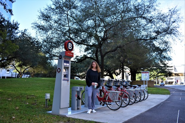 Houston B Cycles