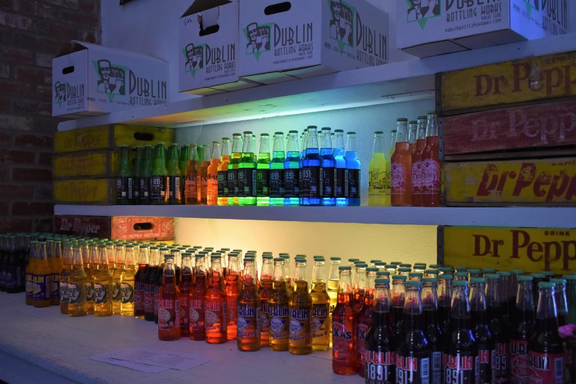 Dublin Bottling Works, Dublin