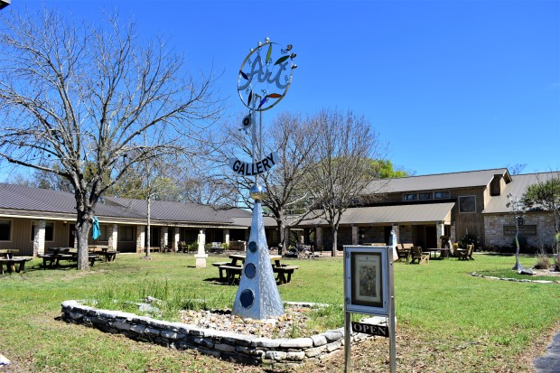 Hill Country Arts Foundation Gallery in Ingram Texas