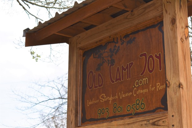 Old Camp Joy, Ore City, Texas