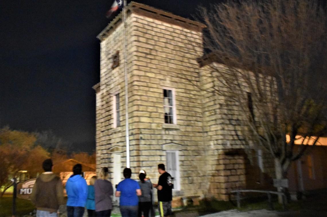 Granbury Historic Jail