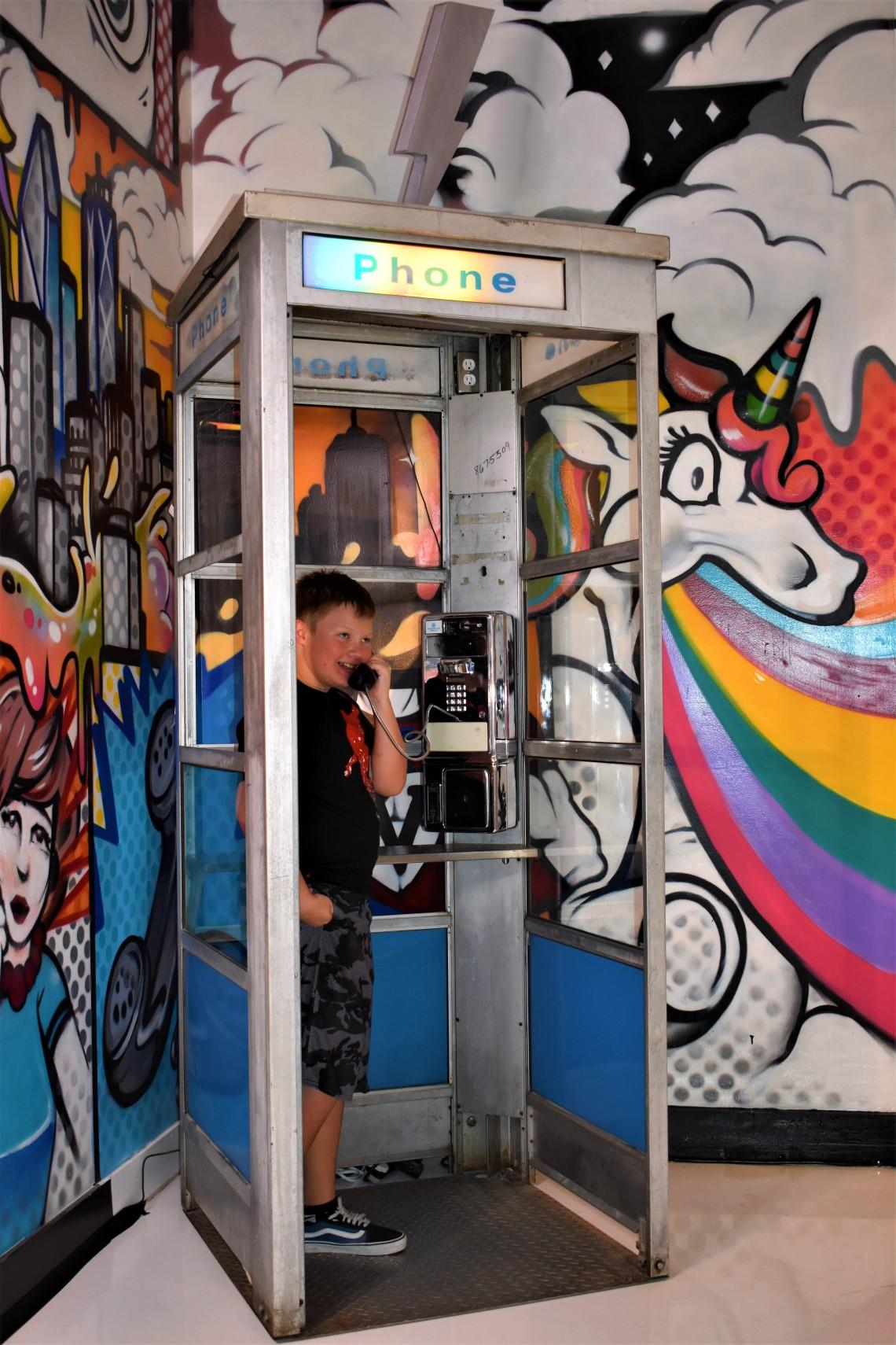Rainbow Vomit in Dallas